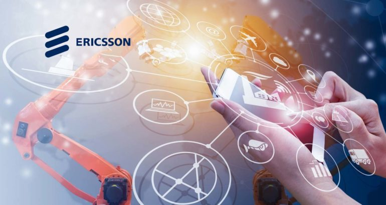 Ericsson Launches AI-Powered Energy Infrastructure Operations