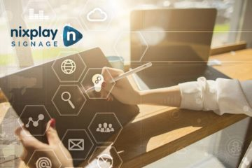 Nixplay Signage Inks Distribution Agreement with Ingram Micro Inc.