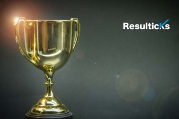 Amidst Aggressive US Expansion, Resulticks Honored With Prestigious Award by Microsoft at AI Awards 2.0