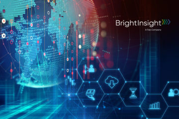 BrightInsight Announces Global Digital Health Partnership With AstraZeneca