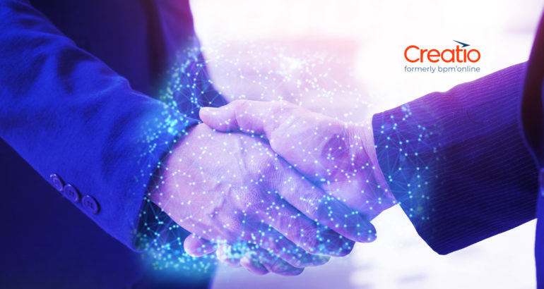 Creatio Partners With Reply to Help Global Businesses in Automating Their Operations