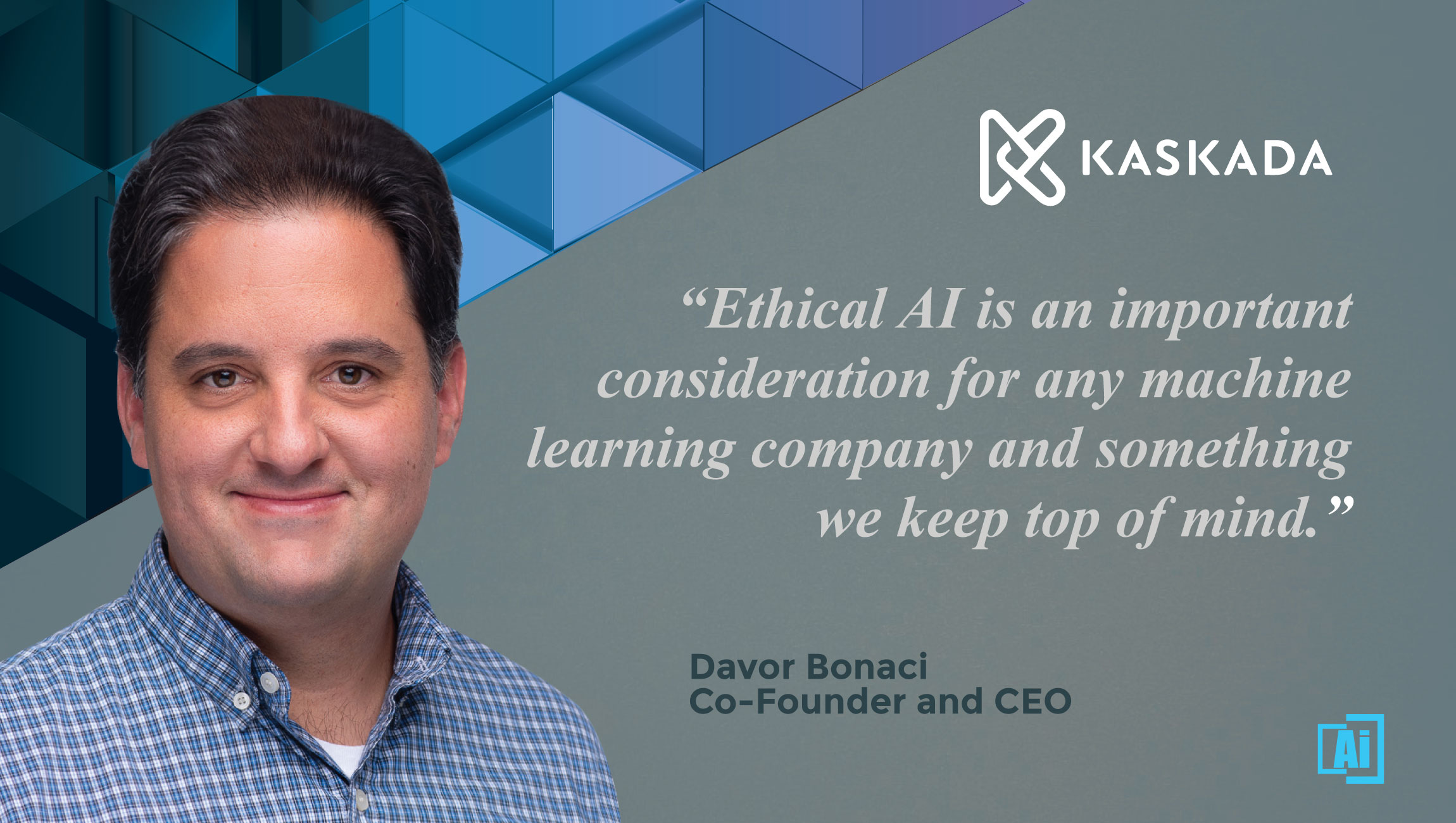 Davor Bonaci, CEO at Kaskada quotes