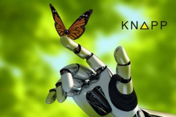 KNAPP and Covariant Introduce the Pick-It-Easy Robot, Powered by AI to North American Market