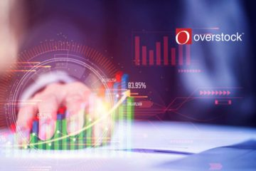 Overstock Appoints New Chief Financial Officer