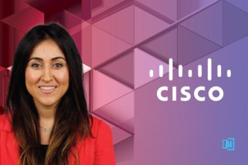 AiThority Interview with Pegah Ebrahimi, COO at Cisco Collaboration Technology Group