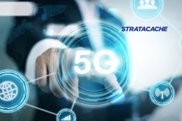 STRATACACHE and MobiledgeX Announce a Transformational Partnership in 5G/Edge Computing Technology
