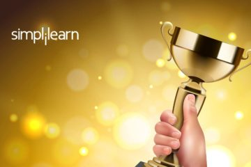 Simplilearn Wins 2020 Stevie® Award for Customer Service Success