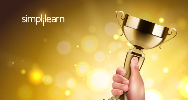 Simplilearn Wins 2020 Stevie® Award for Customer Service Success
