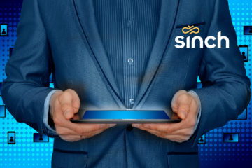 Sinch AB: Ericsson and Sinch Evolve Mobile Messaging Partnership Into 5G
