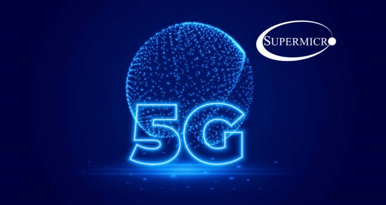 Supermicro Introduces Outdoor Edge Systems New Category of 5G Telco, Intelligent Edge, and Streaming Servers