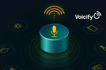 Voicify Offers All State Governments Free Software License to Battle COVID-19 Through Amazon Alexa And Google Assistant
