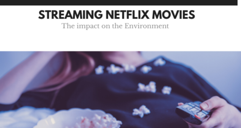 The Environmental Impact of Your Favorite Movies And Shows