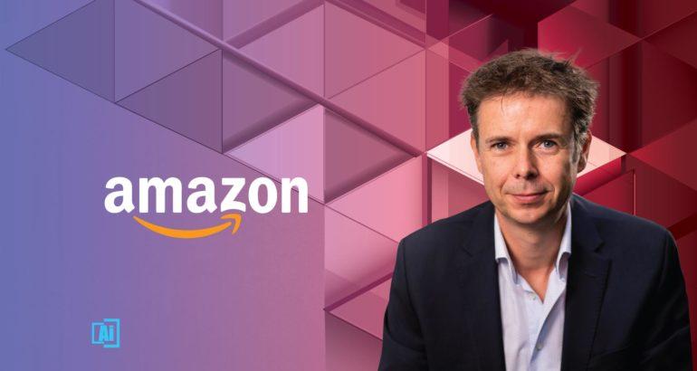 AiThority Interview with Anton van den Hengel, Director of Applied Science, Amazon