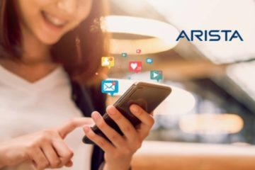 Arista Delivers Cognitive WiFi for Collaboration, Video and Chat Applications