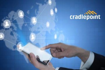 Cradlepoint Delivers Next-Generation Wireless Edge Router Ideally Suited for Secure, Rapidly Deployable Pop-Up Networks