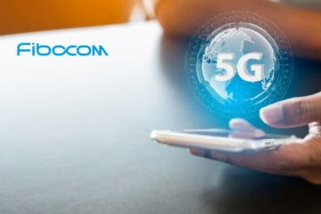 Fibocom 5G IoT Wireless Module Completes the First Data Call Under China Mobile's 5G SA Network