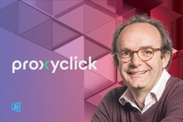 AiThority Interview with Gregory Blondeau, CEO and Founder at Proxyclick