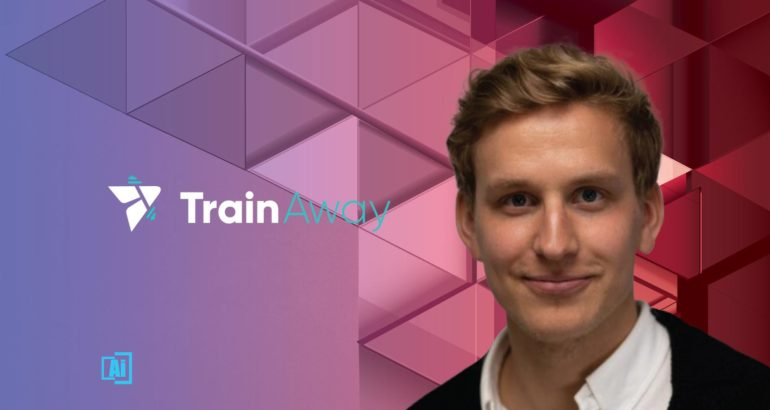AiThority Interview with Kenn Gudbergsen, CEO & Co-founder of TrainAway