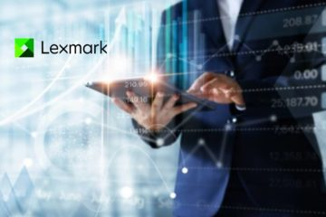 Lexmark Names Chuck Butler Chief Financial Officer