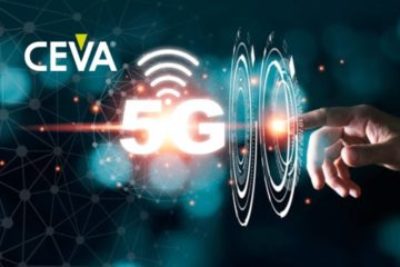 Picocom License CEVA DSP for 5G New Radio Infrastructure SoC