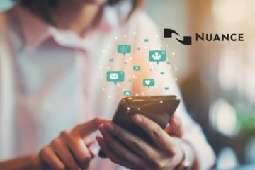 Top Independent Research Firm Names Nuance a Leader in Digital-First Customer Service