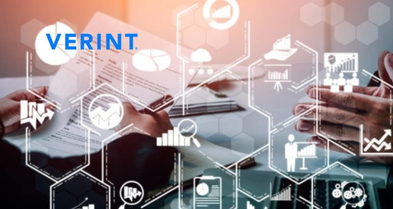 Verint Offers Analytics to Help Customers Gain Improved COVID-19 Visibility