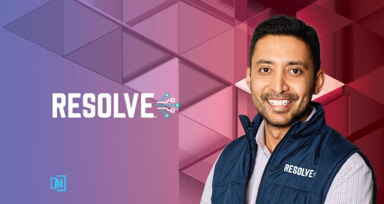 AiThority Interview with Vijay Kurkal, COO at Resolve Systems