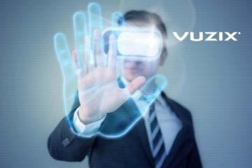 Vuzix Announces M400 Smart Glasses Support by Help Lightning's Remote Support Merged Reality Platform