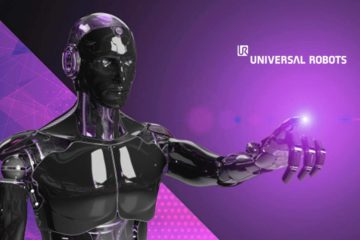 Universal Robots Launches ActiNav, the World's First Autonomous Bin Picking Kit for Machine Tending Applications