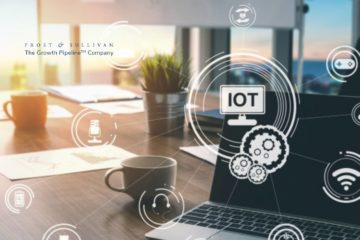 5G Integration in IIoT Systems Accelerates Industry 4.0 in the Wake of Pandemic, Says Frost & Sullivan