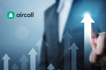 Aircall Caps Year of Exceptional Growth by Raising $65 Million of New Investment