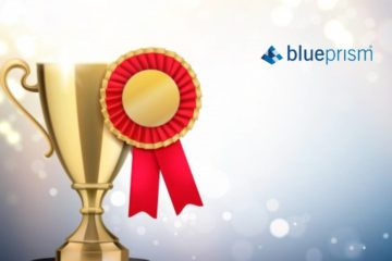 Blue Prism Honors Customers With Annual Awards in Connected-RPA Excellence
