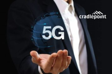 Cradlepoint Launches Industry's First 5G-Optimized Wireless WAN Edge Router for Enterprise Branch Deployments