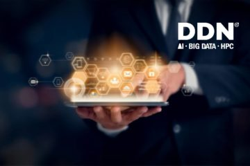 DDN Announces A3I Support for NVIDIA DGX A100