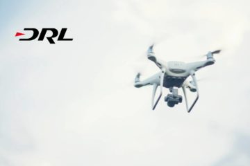 Drone Racing League, NBC Sports Network and FanDuel Launch Virtual Drone Racing Series to Benefit Direct Relief