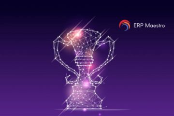 ERP Maestro Honored as Stevie Award Winner for Second Consecutive Year