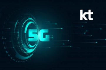 KT Commercializes 5G Self-Driving Freight Carts