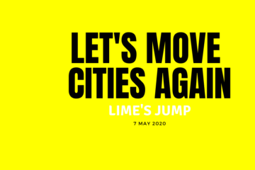 Lockdown Fails to Stop Micromobility Dreams: Lime Acquires Uber's JUMP