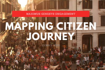 Announcing MAXIMUS Genesys Engagement Platform, World's First Full-fledged GovTech Citizen Experience Management Solution