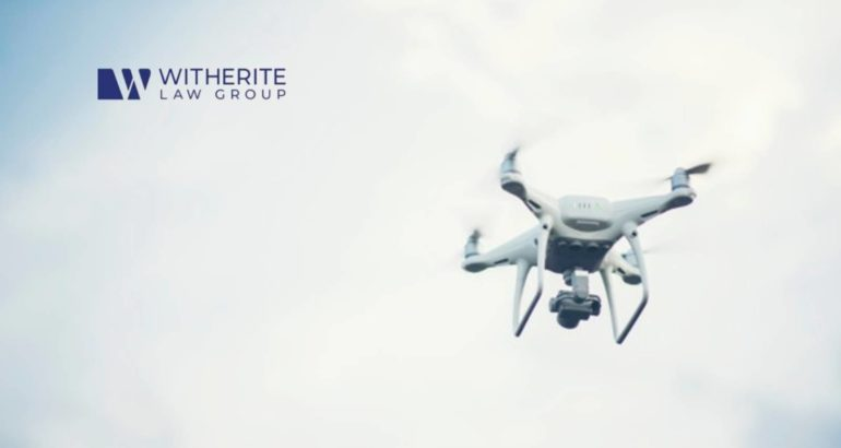 Personal Injury Firm Witherite Law Group To Partner With Midwest UAS To Launch Drones For Accident Investigation And Reconstruction In Dallas And Fort Worth