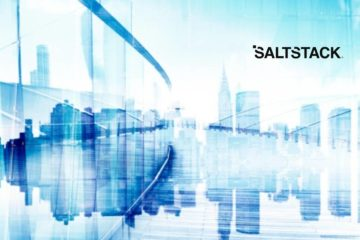 Saltstack's SecOps Compliance Solution Wins Stevie Award for Governance, Risk and Compliance