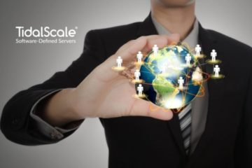 TidalScale Announces Global Reseller Agreement Wth Infosys